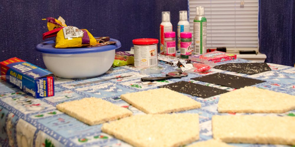 rice-krispie-treat-house-materials